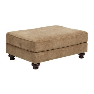 Cross Cocktail Ottoman by Klaussner Furniture