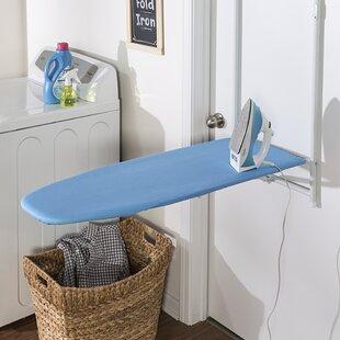 Over Door Ironing Board Holder Wayfair