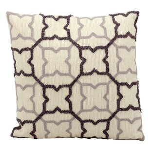 Life Styles Wool Throw Pillow