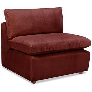 Tory Furniture Harmony Armless Chair
