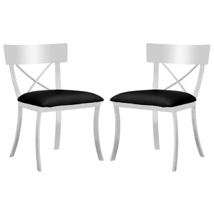 Latitude Run Burnside Side Chair (Set of 2)