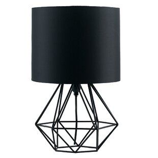 Table lamps with black shades wayfair search results for table lamps with black shades aloadofball Image collections