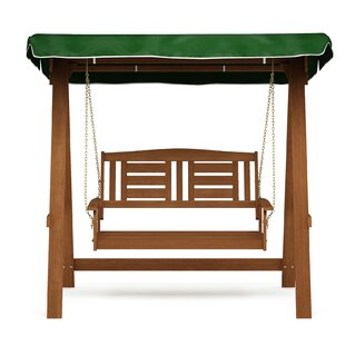 Page European Porch Swing Canopy by Alcott Hill