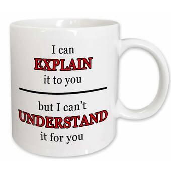 East Urban Home Bible Verse John 16 24 Gradient Vibrant Bible Christian Inspirational Saying Coffee Mug Wayfair