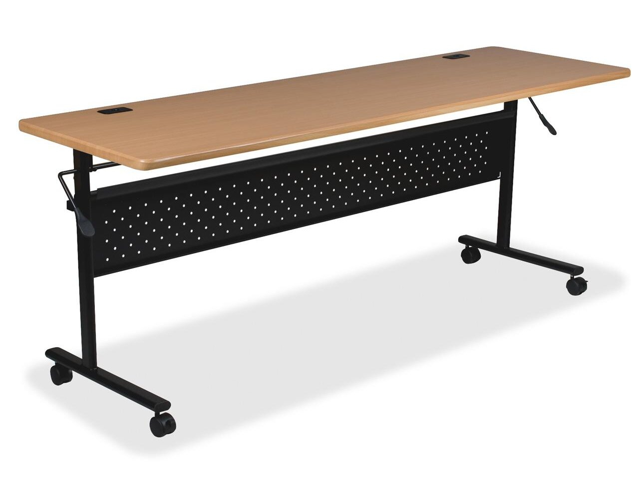 Modesty Panel Computer Training Tables You Ll Love In 2021 Wayfair