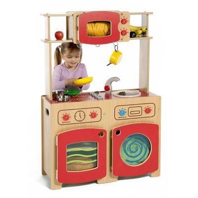 Wood Play Kitchen Sets You Ll Love Wayfair Co Uk