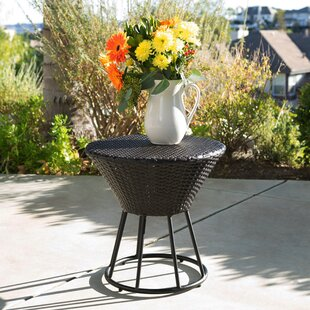 Sarthe Side Table by Lark Manor Read Reviews
