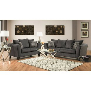 Strohm 2 Piece Living Room Set by Wrought Studio