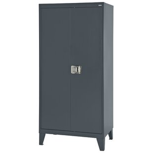 Extra Heavy Duty 2 Door Storage Cabinet by Sandusky Cabinets Top Reviews