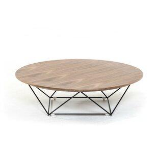 Brayden Studio Homestown Wooden Top Coffee Table