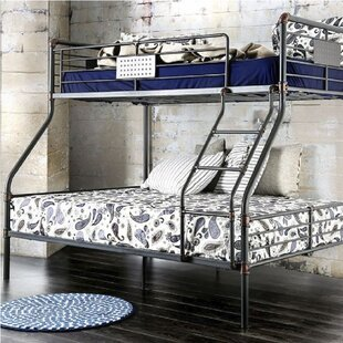 Letcher Twin Over Full Bunk Bed by Isabelle & Max