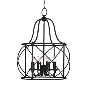 Cottingham 8-Light Lantern Pendant