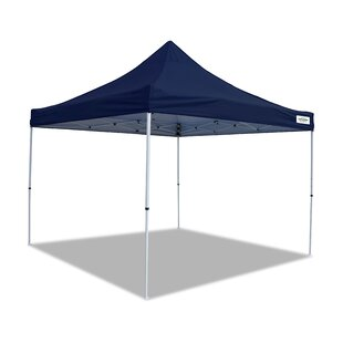 M-Series 2 Pro 10 Ft. W x 10 Ft. D Steel Pop-Up Canopy by Caravan Canopy