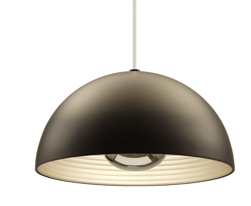1-Light Inverted Pendant #farmhousependant