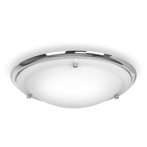 Bathroom Lights Galway bathroom flush lights | wayfair.co.uk
