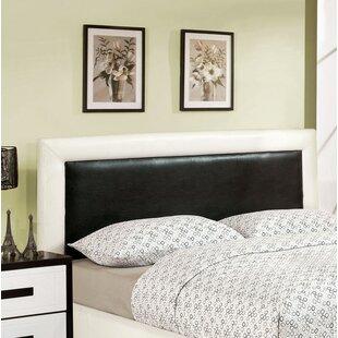 Domina Upholstered Panel Headboard by Hokku Designs