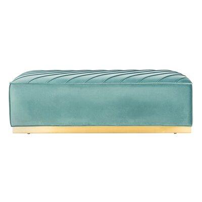 Peachy Everly Quinn Maximiliano Diagonal Tufted Ottoman Upholstery Creativecarmelina Interior Chair Design Creativecarmelinacom