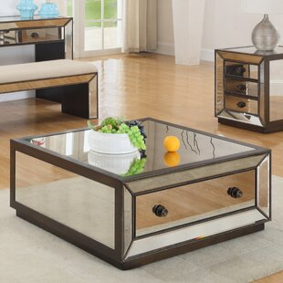 Reviews Coffee Table By BestMasterFurniture