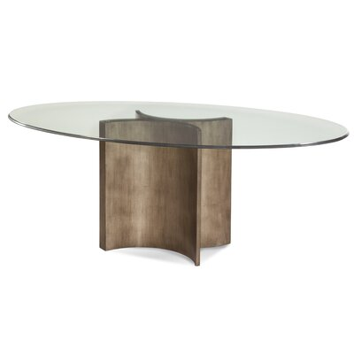 Willa Arlo Interiors Eleta Solid Wood Dining Table