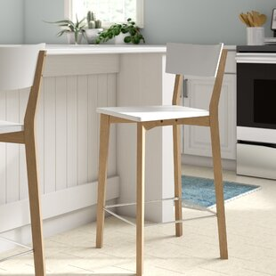 Kyra 66cm Bar Stool (Set Of 2) By Isabelline