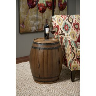 Millwood Pines Wensley End Table