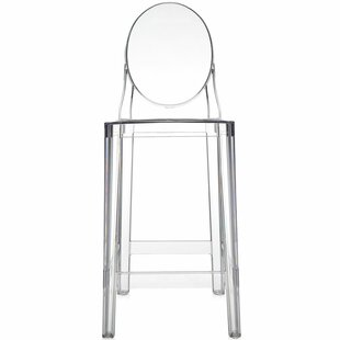 Kartell Ghost Patio Bar Stool (Set of 2) by Kartell
