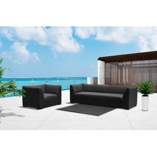 Vivianne Patio Sofa by Brayden Studio