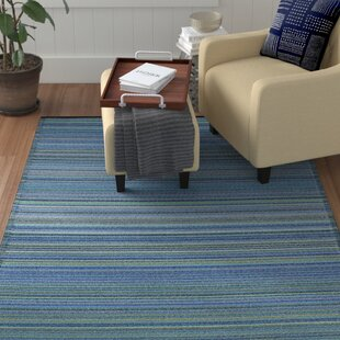 Caroline Blue Indoor/Outdoor Area Rug