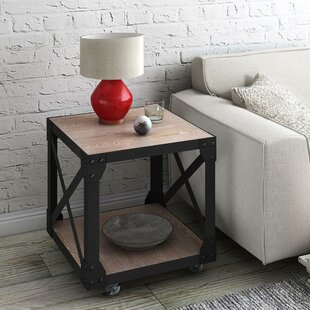 Bargain Badlands End Table by Trent Austin Design