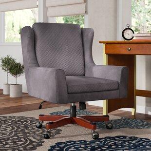 Elwyn Task Chair by Alcott Hill Great price