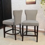 Lutherville 26 Counter Stool (Set of 2) by Red Barrel Studio®