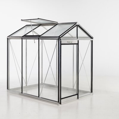 Piccolo Glass 7.5 Ft. x 5.5 Ft. Hobby Greenhouse ACD Greenhouses