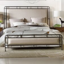 Studio 7H Panel Bed by Hooker Furniture