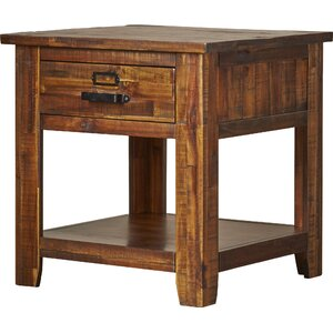 Archstone End Table by Loon Peak