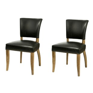 Junior Upholstered Dining Chair (Set of 2) Corrigan Studio
