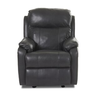 Torrance Foam Seat Cushion Recliner with Headrest and Lumbar Support by Red Barrel Studio