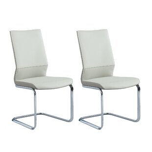 Keyshawn Contemporary Side Chair (Set of 2)