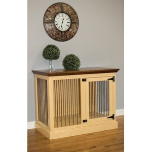 Arthur Single Medium Credenza Pet Crate
