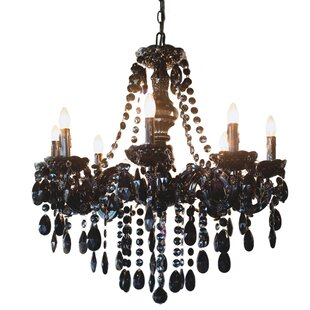 Willa Arlo Interiors Shaurya 8-Light Cand..