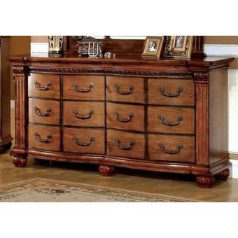 Astoria Grand Fussell 6 Drawer Chest Wayfair