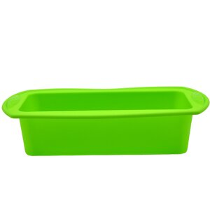 Non-Stick Silicone Loaf Baking Pan (Set of 2)