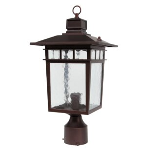 Poythress 1-Light Lantern Head by Charlton Home