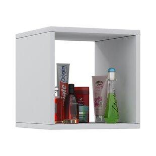 Fredson 31 x 34cm Bathroom Shelf by Metro Lane