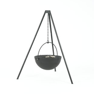 Wendt Cast Iron Charcoal Fire Pit By Sol 72 Outdoor