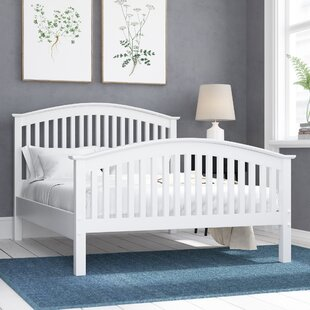Armand Bed Frame With Footboard By Three Posts