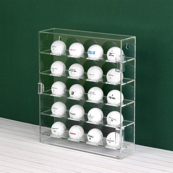 Collectible Miniatures Locking Acrylic Display Case NASCAR