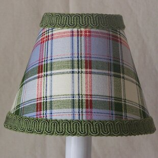 Mad for Plaid 11 Fabric Empire Lamp Shade