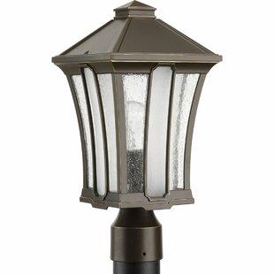 Cerre 1-Light Lantern Head by Loon Peak