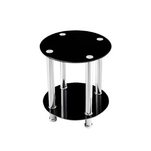 Johnsonville End Table Set with Storage by Ebern Designs