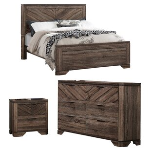 Lyle Queen Panel Configurable Bedroom Set by Union Rustic 2019 Sale